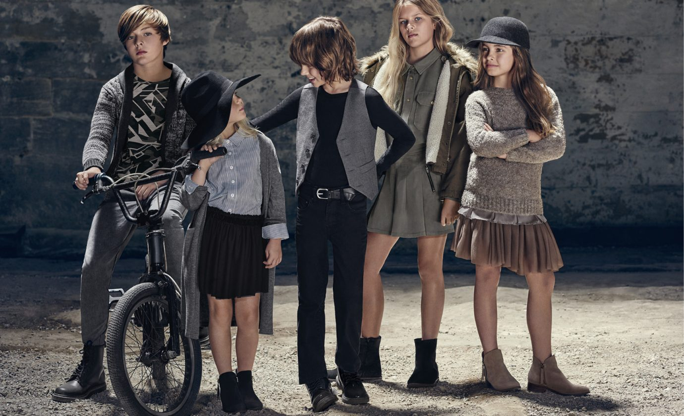 Witchery Girl & Boy – AW15 Campaign